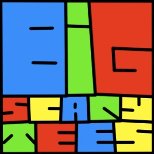 big scary tees logo