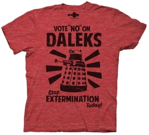 dr who tee