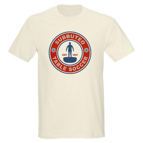 T-shirt subbuteo Subbuteo_retro_grey_tshirt