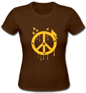 Peace Symbol Tee