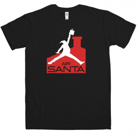 Basketball Santa T-Shirt