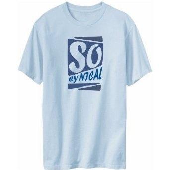 cynical tshirt